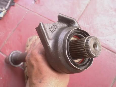 as roda truck Sering patah