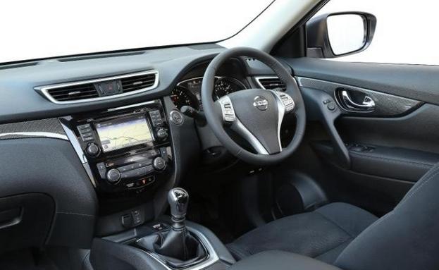 Dashboard Nissan X