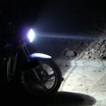 Cara Mudah Mengatasi Lampu motor Kurang Terang